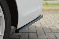 E91 Rear Side Flaps Bumper Skirt spoiler Chin Valance Splitter Extension Apron
