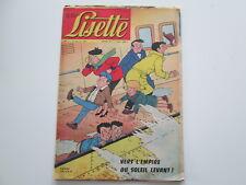 LISETTE N°3 1961 TBE