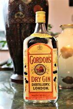 Gin - GORDON'S DRY GIN grande bottiglia dal contenuto di 1-13 litre / 47° distil