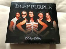 Deep Purple 1990-1996 Slipcase best of 3 CD Rainbow Black Sabbath Motörhead Dio
