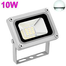 10W Cool White 12V LED Flood Light Outdoor Garden Yard Spot Lamp Waterproof