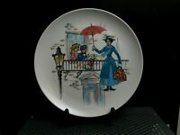 Vintage Disney Mary Poppins Plate Disney Classics Collectors plate