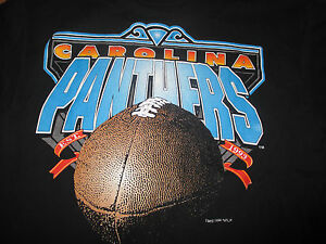 Spectator Sportswear Label - 1994 CAROLINA PANTHERS Est 1993 (XL) T-Shirt