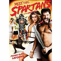 Meet the Spartans (DVD, 2008, Unrated Pit of Death Edition; Canadian)