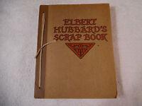 Elbert Hubbards Scrap Book 1923 160-23B