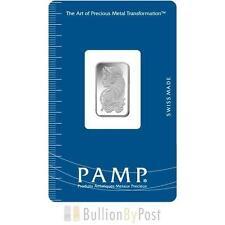 Pamp Suisse Bullions & Bars