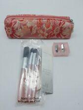 New ListingRare New Mary Kay Beauty Fix Kit Travel Set Case Brushes Tweezers Free Ship!