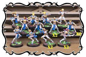 FANTASY FOOTBALL - NEOMICS - Prince Elves Team Set (16 miniatures)