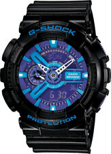 NEW OEM Casio G SHOCK Analog-Digital Sport Quartz Men's Watch GA-110HC-1A Blue