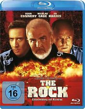 THE ROCK (Sean Connery, Nicolas Cage, Ed Harris) Blu-ray Disc NEU+OVP uncut