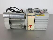 Edwards 7 Vakuum Pumpe Rotierende Vane E2M0.7 Labor