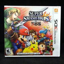 Super Smash Bros. for Nintendo 3DS  (Nintendo 3DS, 2014) BRAND NEW