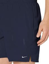 Nike Men's Solid Lap Short Swim Trunk Size S Brand New