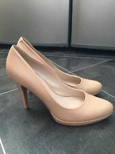 NINE WEST Beige High Heel Shoes Size 9