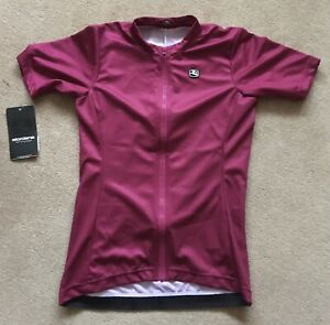 Giordana Fusion Ladies Small S/S Cycling Jersey Ref:CF63
