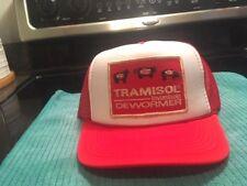TRAMISOL LEVAMISOLE DEWORMER HAT CAP