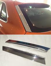 Chrom C-Säulen Blenden hinten für Audi Q3 aus ABS