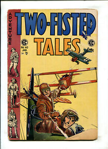 TWO-FISTED TALES #40 (2.0) 1955