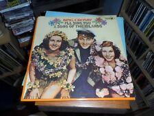 BING CROSBY ILL SING YOU A SONG OF THE ISLANDS