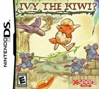 Ivy the Kiwi Nintendo DS Brand New Factory Sealed