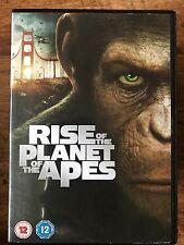 JAMES FRANCO RISE OF THE PLANET APES ~ 2011 Ciencia Ficción Acción GB DVD