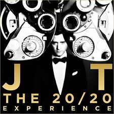 JUSTIN TIMBERLAKE - THE 20/20 EXPERIENCE DELUXE EDITION CD  (18th MARCH 2013)
