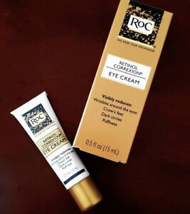 RoC Retinol Correxion Eye Cream Anti-Ageing Correction Deep Wrinkle Unisex 15ml