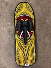 Old School Powell Peralta Mike Vallely Elephant Reissue Skateboard Deck