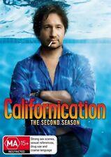 Californication : Season 2 (DVD, 2009, 3-Disc Set)