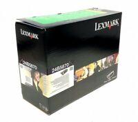 NEW GENUINE LEXMARK 24B5870 EXTRA HIGH YIELD BLACK PRINT CARTRIDGE