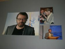 Björn Ulvaeus ABBA signed signiert autograph Autogramm auf 20x28 Foto in person