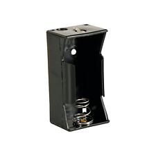 Boitier Coupleur pour 1 Pile 1,5 Volt R20 avec Cosses à Souder