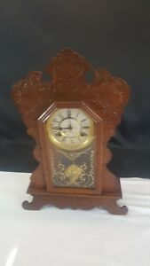 Waterbury of the USA Kitchen Parlor Table Shelf Mantle Clock