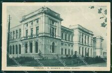 Padova Città Università cartolina QT1379