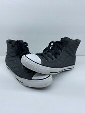 Converse Chuck Taylor High Storm Wind Black 149451C Mens Size 6 Womens Size 8