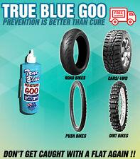 True Blue Puncture Goo | Tyre Repair | Puncture Preventative 250ML Bicycle