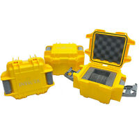 Invicta Single Slot Collector Box | Dive case | Yellow | IPM10 | Lot of 3