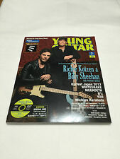 YOUNG GUITAR Magazine 2013 JUL. Printed in Japan DVD Regioncode2 Winery Dogs
