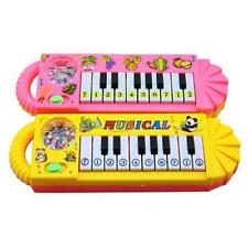 2PCS Baby Kid Musical Educational Animal Farm Piano Developmental Music Toy Gift