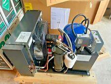 Refrigeration Condensing Unit 2 Hp Cooler New 208 230 3 R404ar507r134a