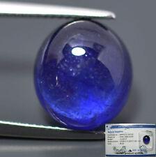 Gioielli e gemme di zaffiro naturale blu