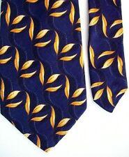 """Briefing Men's Silk Floral Neck Tie Blue 3 7/8"""" x 58.5"""""""
