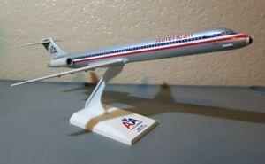 Skymarks American Airlines McDonnell Douglas MD-80 - 1/150 - SKR087
