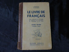 le livre de français-l.bourgaux-a.pluvinage