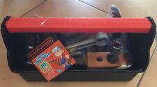 Black & Decker Junior Tool Box - 10 Tools & Accessories Age 3+