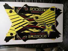 2010-2012 SUZUKI RMZ 250 GENUINE ROCKSTAR GRAPHICS