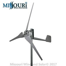 DC output Confederate 3 blade 500 watt 12 volt home wind turbine high wind