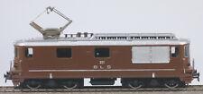 HAG HO #181 Märklin Digital BLS Class Re 4/4 Electric Locomotive, EX-LN