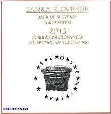 SLOVENIE - BU SET 2013 - 10 MUNTEN
