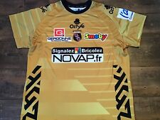 2014 2015 US Oyonnax Rugby Union Shirt Adults 3XL XXXL Maillot